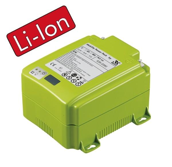 easydriver Mobility Power Pack Lithium Akku PPP 12V Akku Rangierhilfe MPP