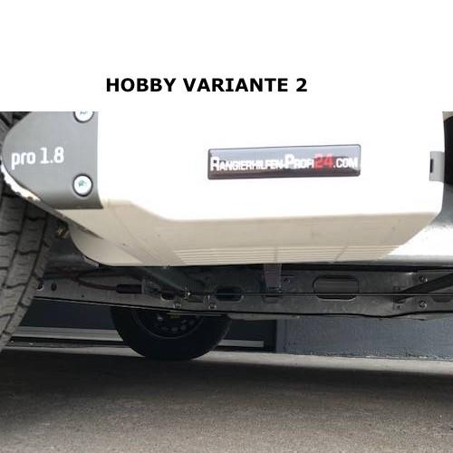 HOBBY B2 Variante EASYDRIVER PRO 2.8 Allrad Reich Rangierhilfe Wohnwagen Caravan