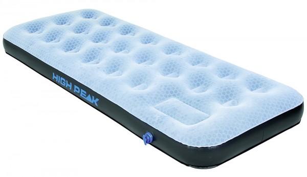 HIGH PEAK Luftbett Comfort Plus grau / blau