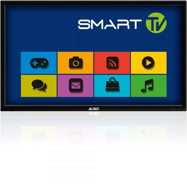 ALDEN Fernseher Smartwide LED TV 24 Zoll A