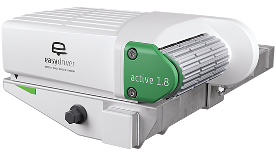 Easydriver Active 2.0 + X30 BLACK Lithium Akku Rangierhilfe Wohnwagen