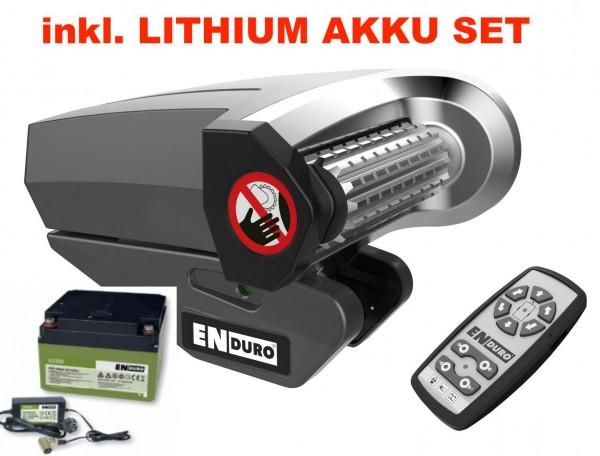 ENDURO EM 305 Lithium Akku 20AH Enduro SET Vollautom. Rangierhilfe
