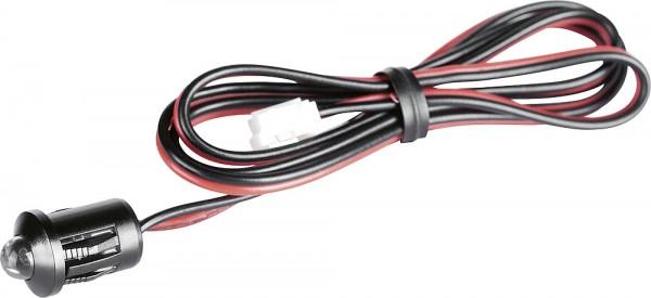 Externe LED zu G.A.S.-pro Thitronik