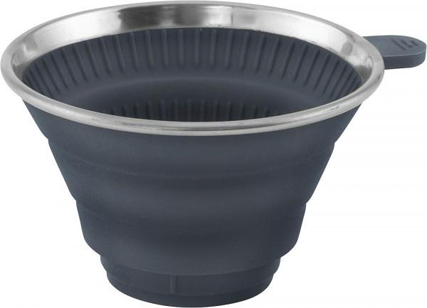 Outwell Kaffeefilter Collaps faltbar schwarz