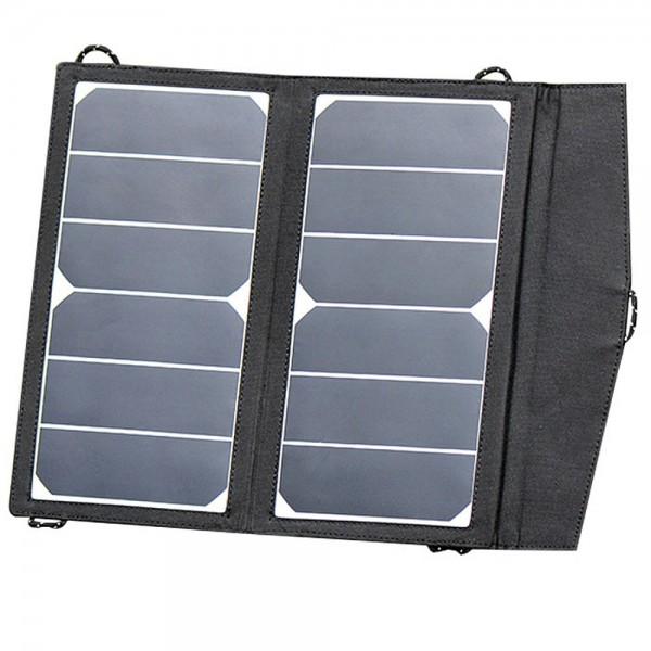 Solarmodul Kit Trek King 12 V 2 x 7