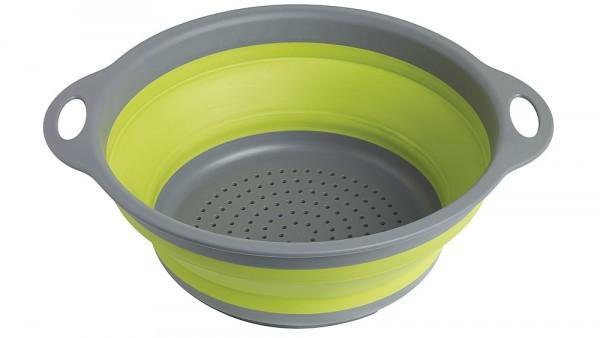 Outwell Küchensieb faltbar, Ø 24 cm grün