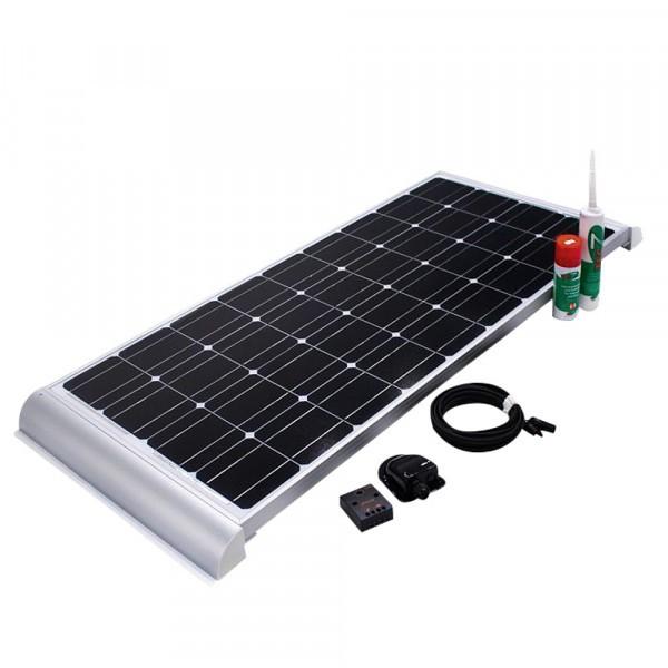 Phaesun Solaranlage Caravan Kit Base Camp Aero