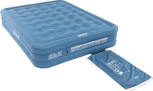 Coleman Luftbett Extra Durable Airbed Raised Double