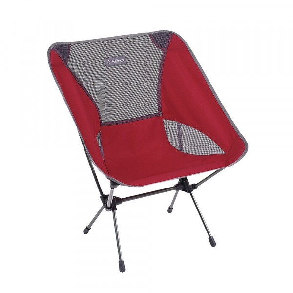 Stuhl Chair One Scarlet/Iron