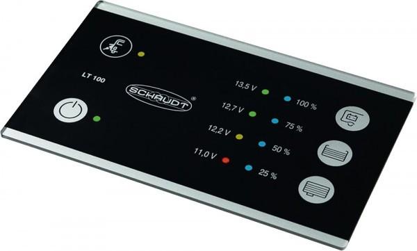 SCHAUDT Systemkontrolltafel LT 100 inkl. Zubehör