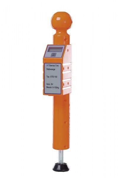 ATSensoTec Digitale Stützlastwaage STB 150 orange