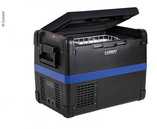 Kühlbox Kompressorkühlbox 12V 24V 230V Carbest MaxiFreezer 50L E