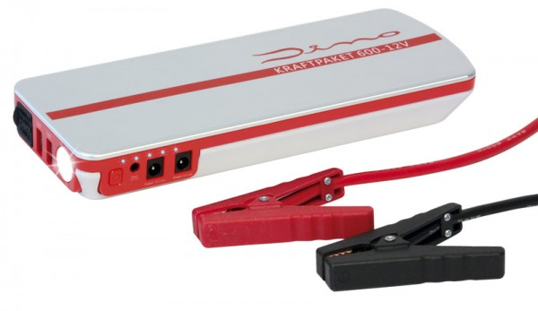 Power Pack Starthilfe 600A 18.000mAh 12V Lithium DINO Kraftpaket