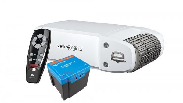 Easydriver Infinity 2,5 + PPP 30 Lithihm Akku Rangierhilfe vollautomatisch