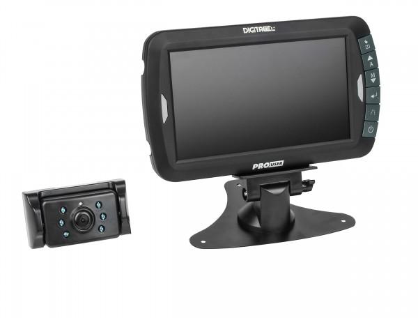 Rückfahr-Kamerasystem DIGITAL mit Nachtsichtfunktion