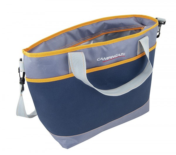 CAMPINGAZ Kühltasche Tropic Shopping Cooler blau_orange 19 l