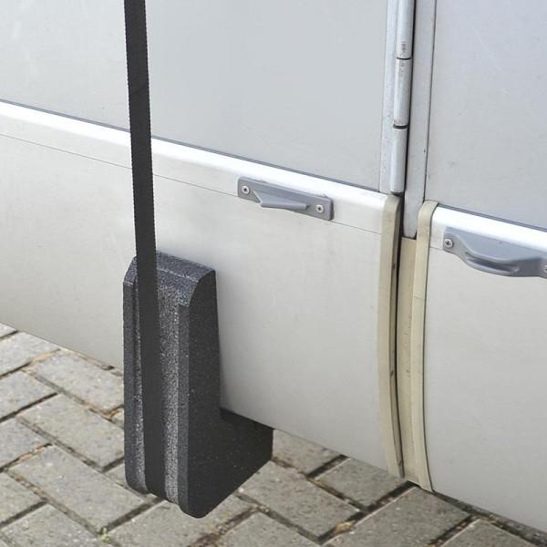 SCHUTZECKEN für Wohnwagen Wohnmobil Dachschutzplane Abstandshalter
